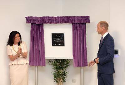 Prince William opens PROTO